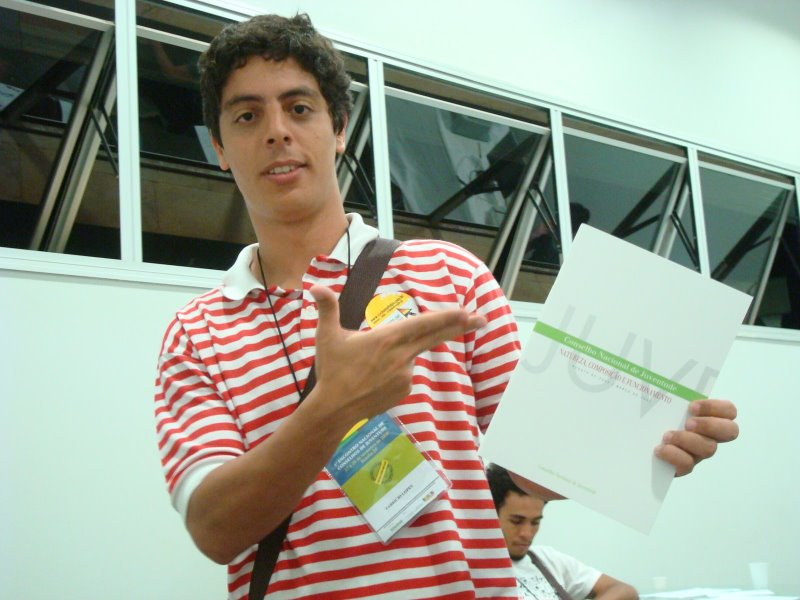 REUNIÃO DO FEJMA DEVERÁ CONTAR COM A PRESENÇA DE CONSELHEIRO NACIONAL DE JUVENTUDE