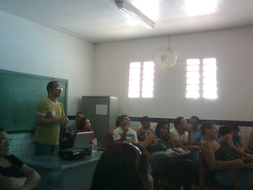 PROFESSORES DO PROJOVEM PARTICIPAM DE FORMAÇÃO CONTINUADA EM TIMON