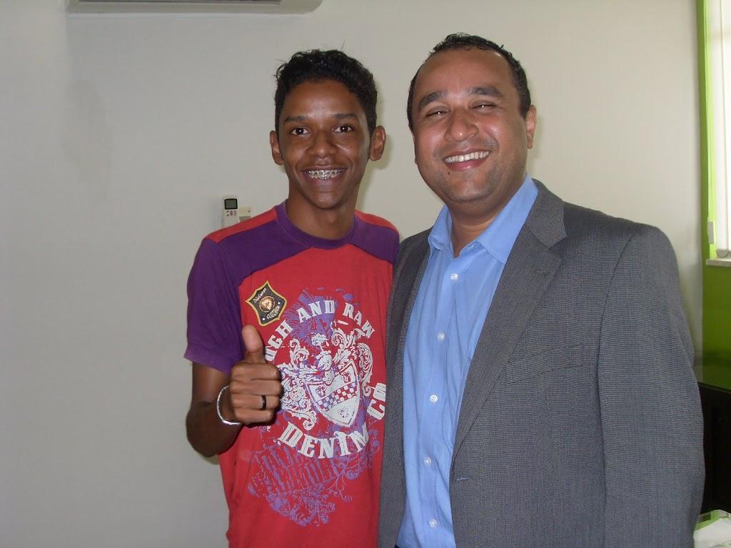 SAMUEL BASTOS E ASSIS FILHO PARTICIPAM DE RECEPÇÃO DO GOVERNADOR EM CHAPADINHA