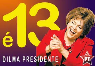 SOLINEY REALIZA CAMPANHA PRÓ-DILMA