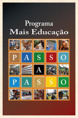 ESCOLAS RECEBEM PROGRAMA MAIS EDUCAÇÃO