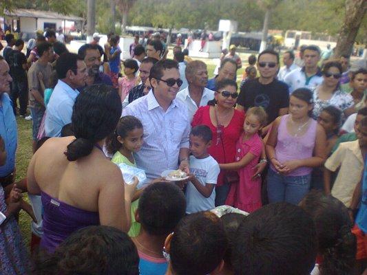 AFONSO CUNHA COMEMORA 51 ANOS COM ENTREGA DE OBRAS