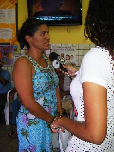 CAMPANHA DE VACINAÇÃO DEVE IR ATÉ O DIA 13