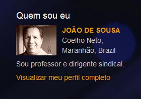 """JOÃO DE SOUSA É """"ISCATITADO"""" SEM DÓ NEM PIEDADE"""