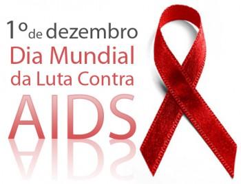1º DE DEZEMBRO: DIA MUNDIAL DE PREVENÇÃO CONTRA A AIDS