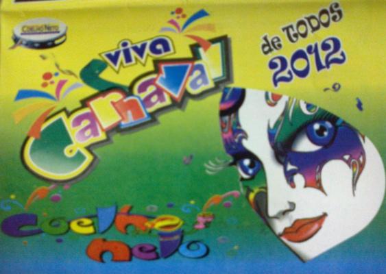 DIVULGADA A PROGRAMAÇÃO OFICIAL DO VIVA CARNAVAL DE TODOS -2012