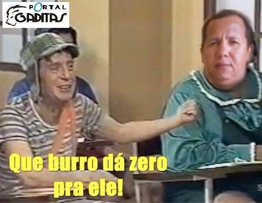 CHARGE ELETRÔNICA: JOÃO DE SOUSA NA AULA DE PORTUGUÊS