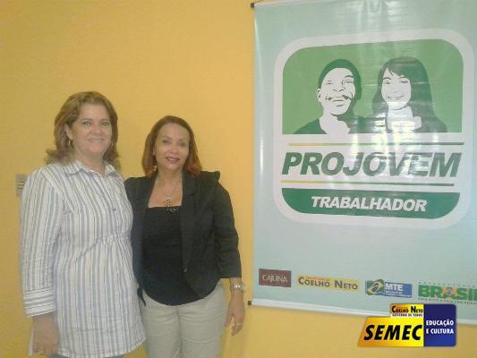 AULA INAUGURAL DO PROJOVEM TRABALHADOR SERÁ AMANHÃ