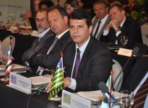 SECRETÁRIO FÁBIO GONDIM COORDENARÁ COMISSÃO INTEGRADA DO CONSAD