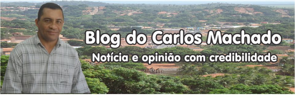 NA TELA: BLOG DO CARLOS MACHADO