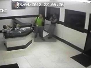 VÍDEO MOSTRA DÉCIO SÁ MOMENTOS ANTES DE EXECUÇÃO NO MARANHÃO