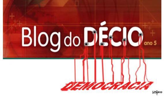 CHARGE ELETRÔNICA: VALEU IRMÃO!