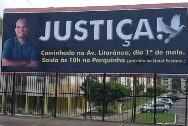 """PASSEATA """"AMIGOS E LEITORES DE DÉCIO SÁ"""" CONVIDAM TODA SOCIEDADE"""