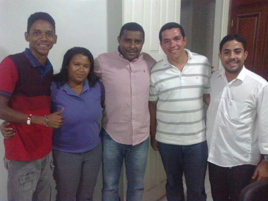 LIDERANÇAS DE JUVENTUDE DECLARAM APOIO A FÁBIO CÂMARA