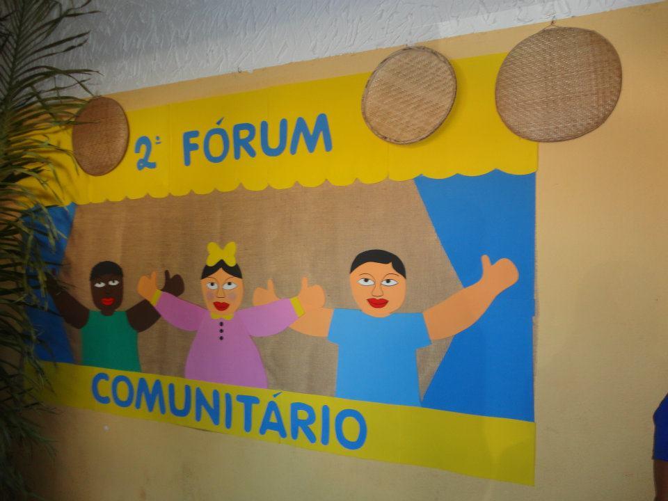 COELHO NETO REALIZA COM ÊXITO 2º. FÓRUM COMUNITÁRIO DO SELO UNICEF