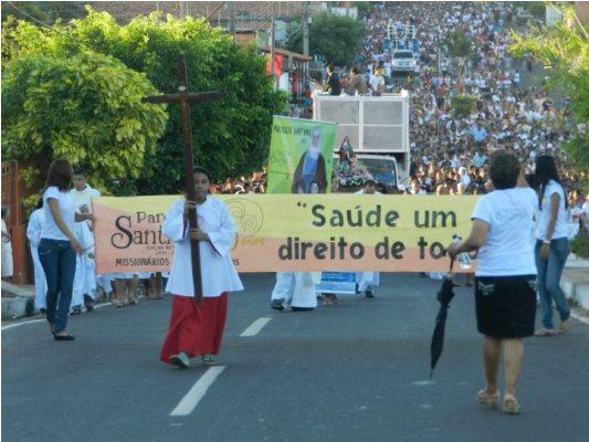 O MAIOR FESTEJO DE TODOS OS TEMPOS