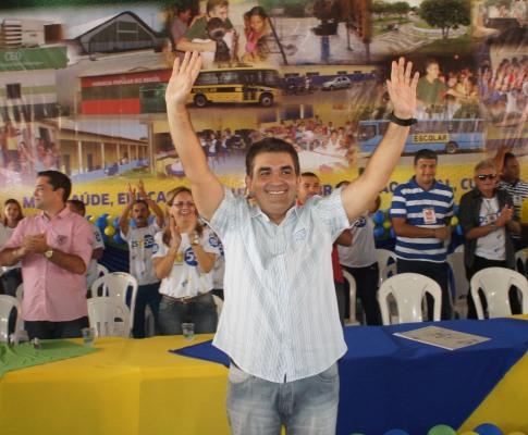 ELEIÇÕES 2012 – CHORA! PESQUISA ESCUTEC CONFIRMA FAVORITISMO DE SOLINEY SILVA