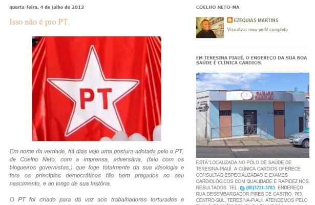 """BEM FEITO! AMÉRICO LEVA """"PUXÃO DE ORELHAS"""" DE ALIADO"""
