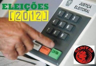 PORTAL GADITAS DÁ A LARGADA A COBERTURA DAS ELEIÇÕES 2012