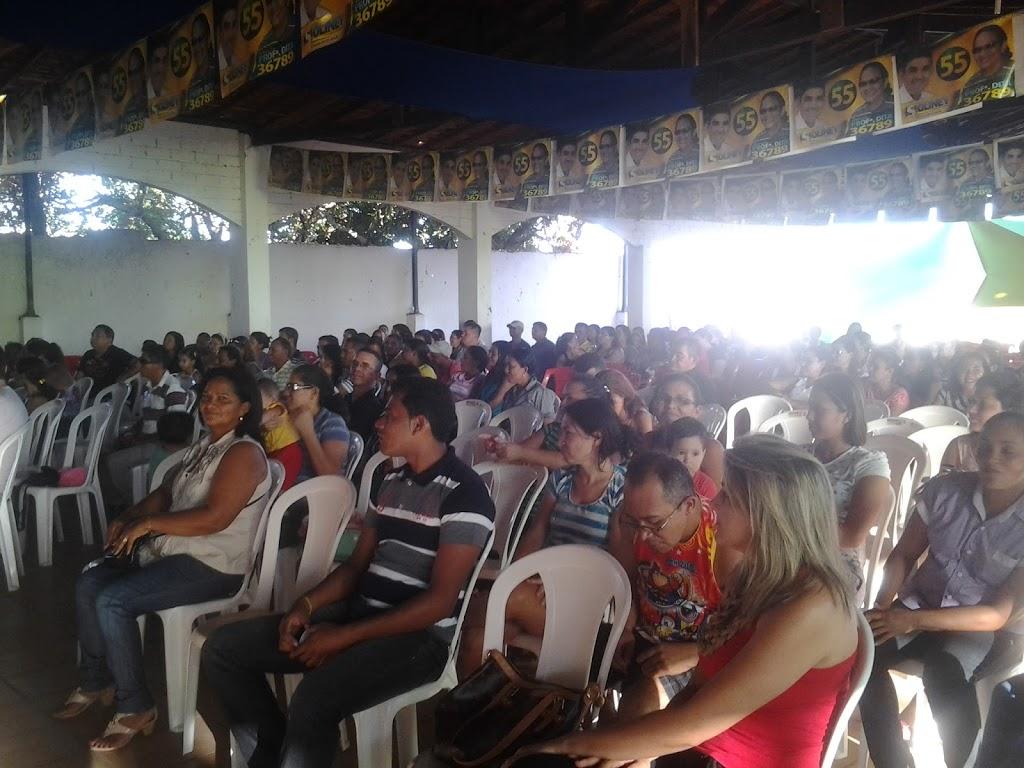 ELEIÇÕES 2012: PROFA. DITA REÚNE ALIADOS E LANÇA CANDIDATURA A VEREADORA