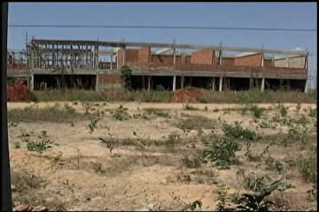 QUANDO NÃO SE TEM COMPROMISSO É ASSIM: OBRAS DE CONSTRUÇÃO DO IFMA DE BARRA DO CORDA ESTÃO PARADAS DESDE 2004
