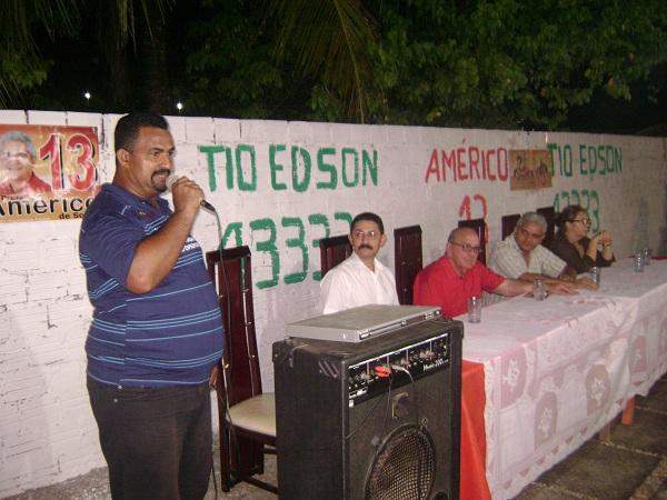ELEIÇÕES 2012: OPOSIÇÃO FAZ LANÇAMENTO DE CANDIDATURAS A VEREADOR