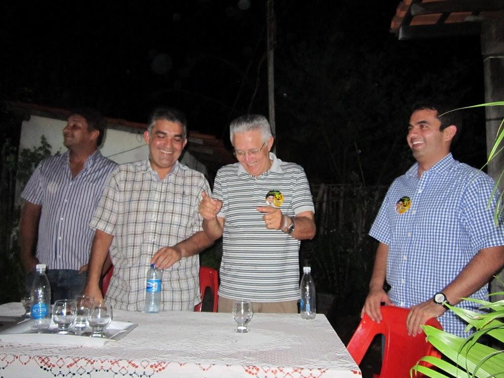 ELEIÇÕES 2012: ILSON DO BAIANO LANÇA CANDIDATURA A VEREADOR