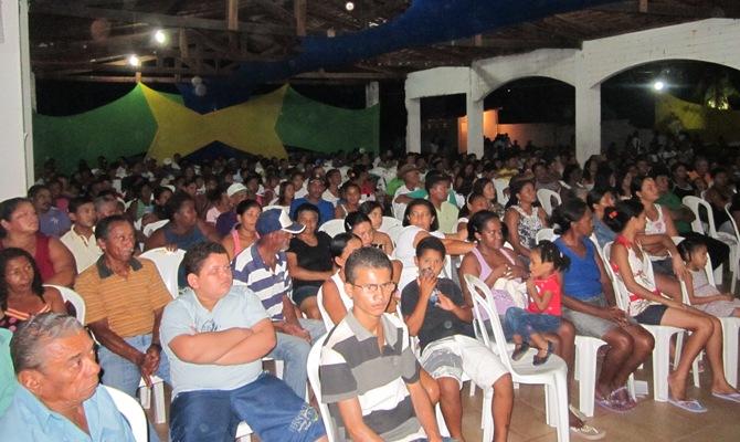 ELEIÇÕES 2012: ANTONIO PIRES LANÇA CANDIDATURA COM FORTE APOIO POPULAR