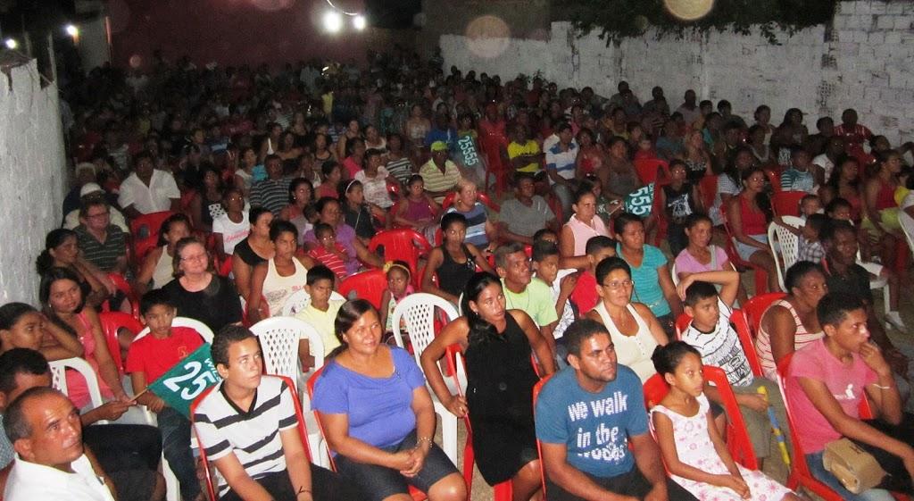 ELEIÇÕES 2012: WILSON VAZ LANÇA CANDIDATURA A VEREADOR