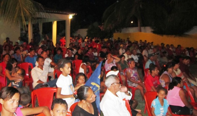 ELEIÇÕES 2012: COM FORTE APOIO POPULAR MILTON CÉSAR LANÇA CANDIDATURA A VEREADOR