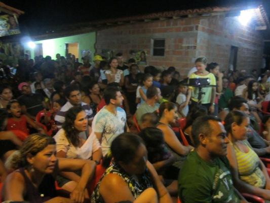 ELEIÇÕES 2012: CASA CHEIA NO LANÇAMENTO DA CANDIDATURA DE CRISTIANE SARNEY