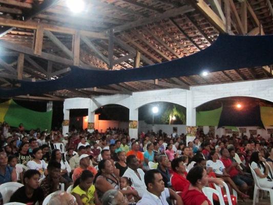 ELEIÇÕES 2012: CASA CHEIA NO LANÇAMENTO DA CANDIDATURA DA VEREADORA LÚ RUMO A REELEIÇÃO