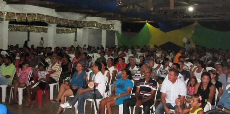 ELEIÇÕES 2012: MARIANO CRATEÚS REALIZA LANÇAMENTO DE CANDIDATURA A REELEIÇÃO