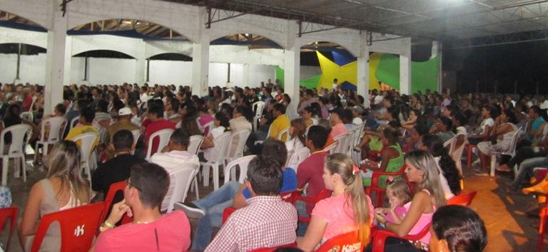 ELEIÇÕES 2012: SOLINEY REÚNE COLABORADORES DA SAÚDE E PRESTA CONTAS DAS AÇÕES DO MANDATO