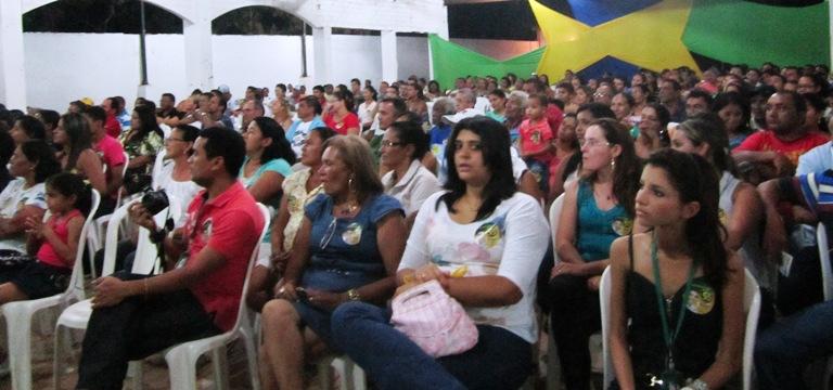 ELEIÇÕES 2012: SOLINEY REÚNE COLABORADORES E FAZ BALANÇO DE AÇÕES DO GOVERNO