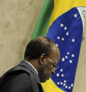 JOAQUIM BARBOSA É PRIMEIRO NEGRO ELEITO PRESIDENTE DO STF