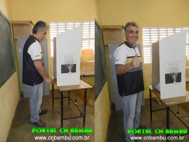 VOTAÇÃO EM COELHO NETO FOI MARCADA PELA TRANQUILIDADE