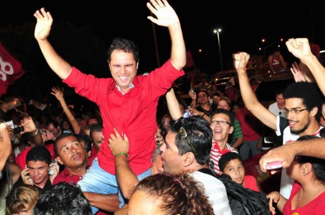 A ESPERANÇA VENCEU O MEDO: EDIVALDO HOLANDA JÚNIOR É O NOVO PREFEITO DE SÃO LUIS