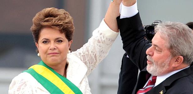 DILMA SUPERA LULA EM PESQUISA IBOPE SOBRE A ELEIÇÃO DE 2014