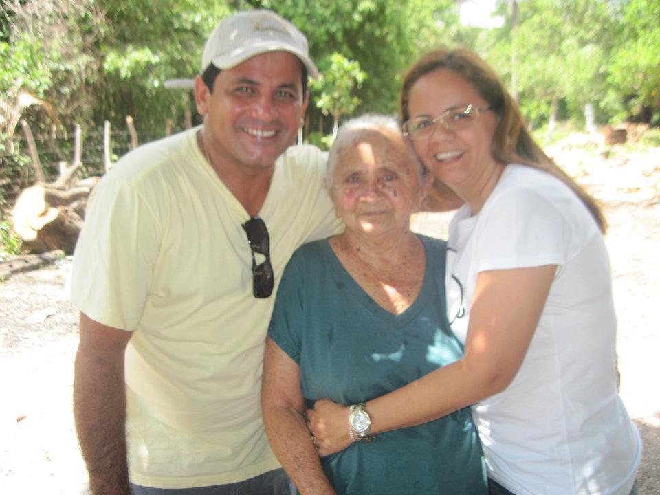 LUTO: MORRE MATRIARCA DA FAMÍLIA ALMEIDA