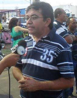 SECRETÁRIO DE OBRAS DÁ EXPLICAÇÕES SOBRE A SITUAÇÃO DO ATERRO SANITÁRIO