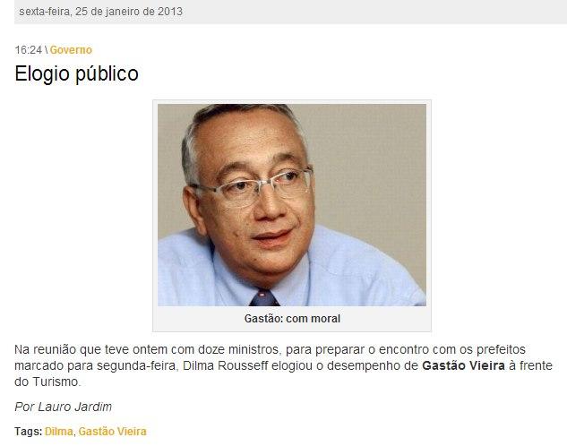 GASTÃO VIEIRA COM MORAL