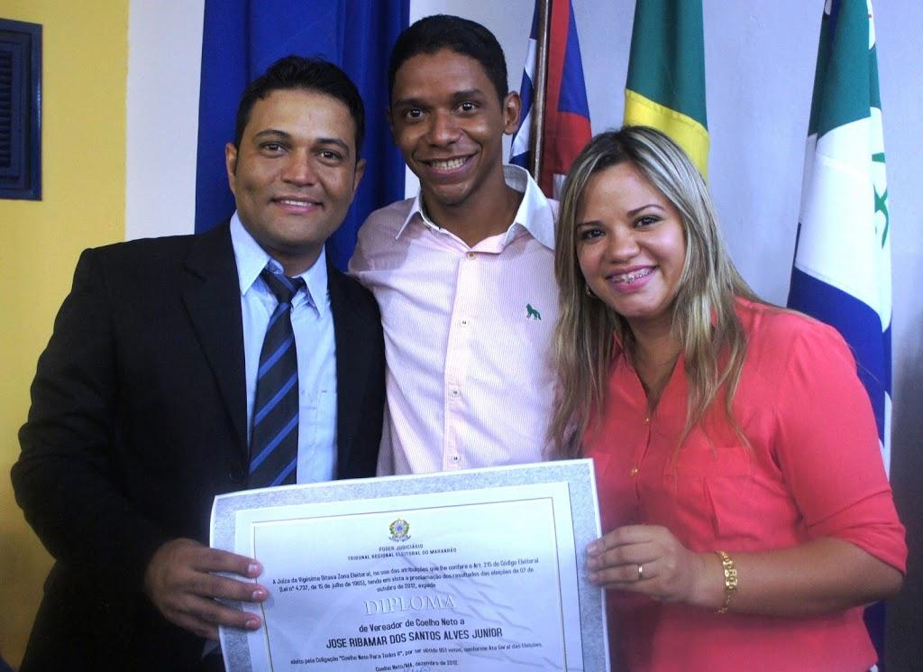 CLICK: PARABÉNS JÚNIOR SANTOS!