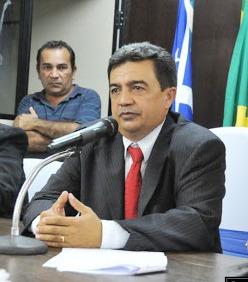 ENQUANTO BALECO SE RECUPERA, EDUARDO BRAGA PRESIDIRÁ SESSÃO DE RETORNO DOS TRABALHOS DA CÂMARA