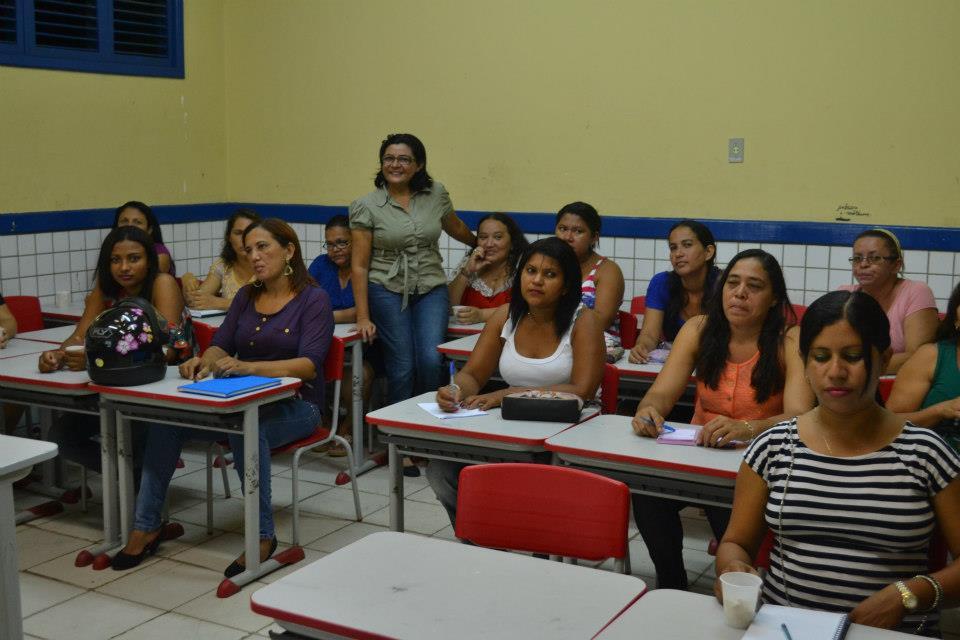 SEMEC INICIA FORMAÇÃO DE PROFESSORES PARA ATUAR NO PNAIC