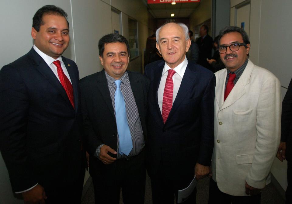 NONATO BALECO CUMPRE AGENDA EM BRASÍLIA