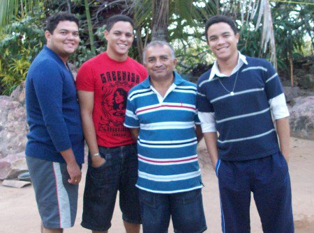 CLICK: FELICIDADES LUIZ ALFREDO!