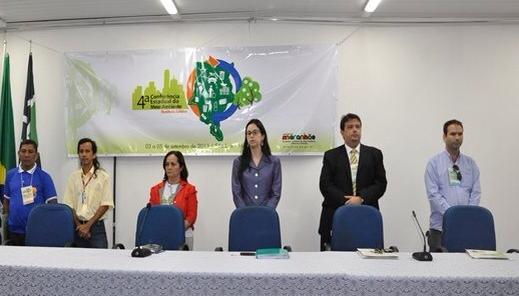 O FATO E A FOTO: CONFERÊNCIA REGIONAL DE MEIO AMBIENTE