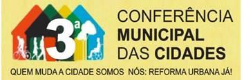 COELHO NETO REALIZARÁ CONFERÊNCIA DAS CIDADES