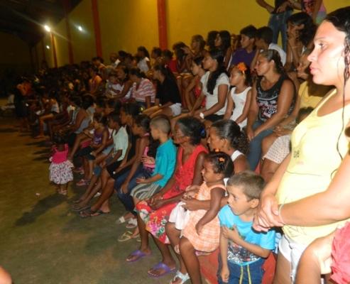 PREFEITURA DE AFONSO CUNHA REALIZA FESTA DAS MÃES